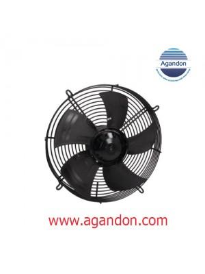 250 mm Emici Aksiyel Fan Motoru
