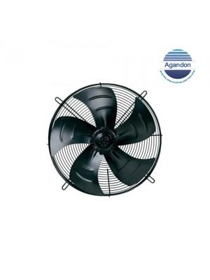 550 mm Üfleyici Aksiyel Fan Motoru