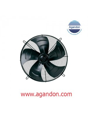 630 mm Emici Aksiyel Fan Motoru