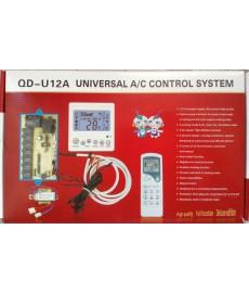 QD-U12A Universal A/C Control System