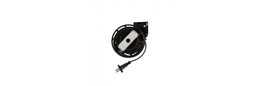 Süpürge Makinesi Kablo Sarıcısı